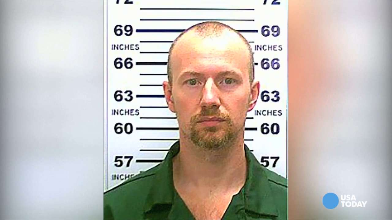 Prison escapee David Sweat back in maximum security