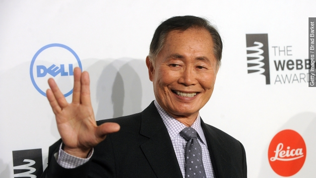 """George Takei has apologized for calling Supreme Court Justice Clarence Thomas """"a clown in blackface."""""""