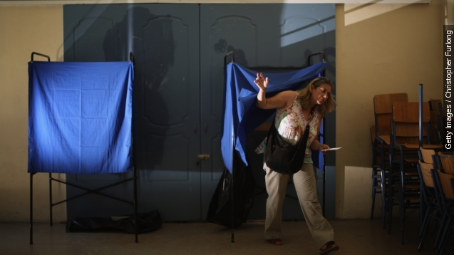 Greece votes no, but what that means is anyone's guess