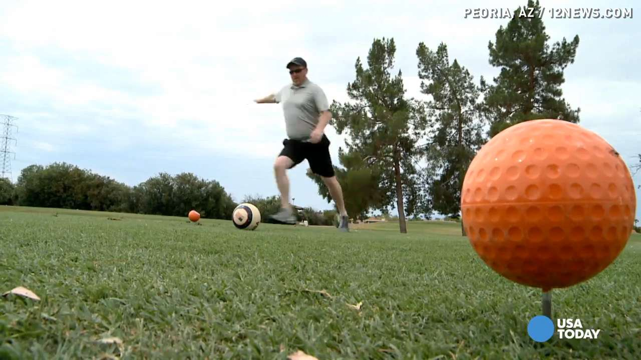 Caught up in soccer mania? Check out this new sport!