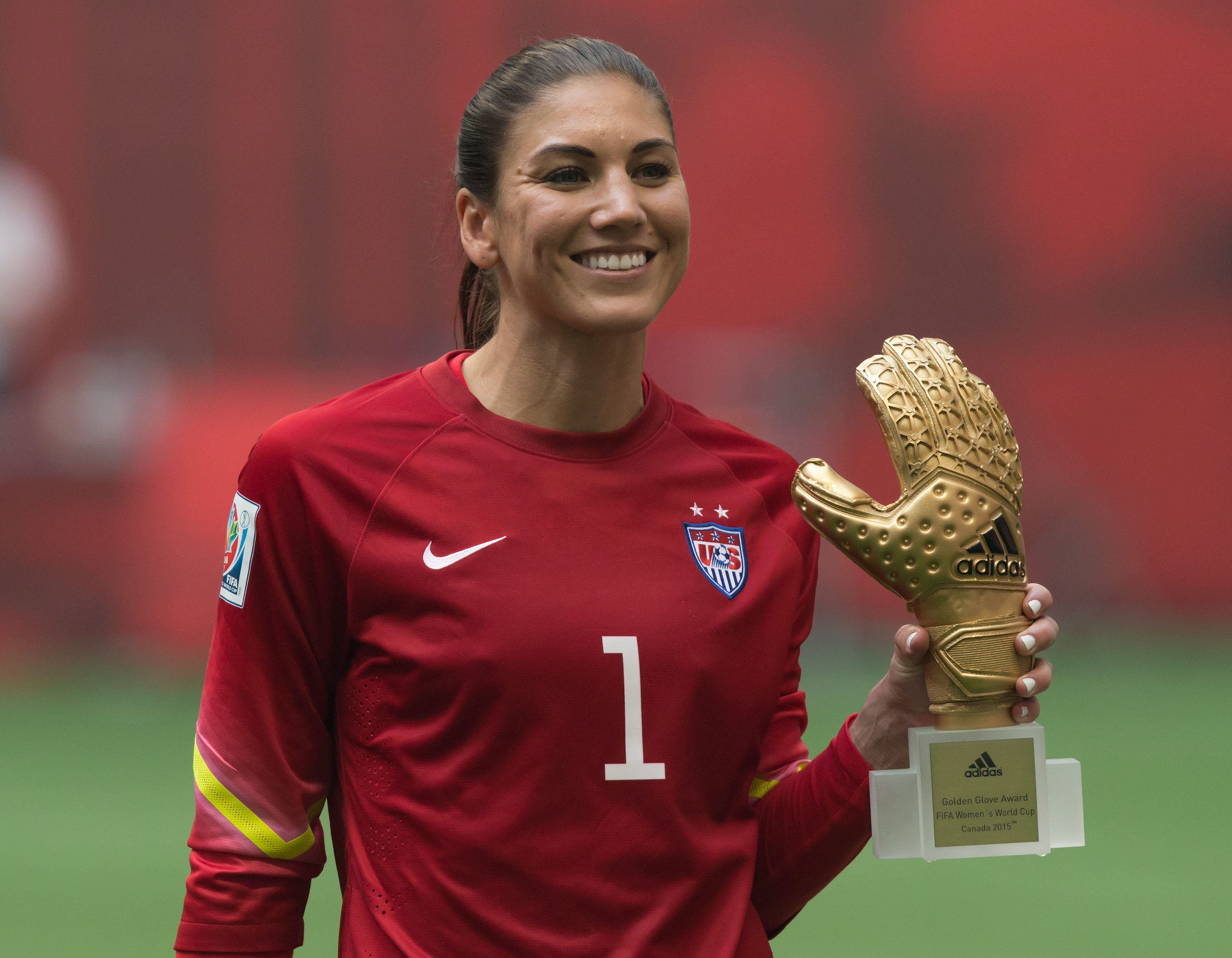 2015 Women's World Cup: Hope Solo's tumultuous victory