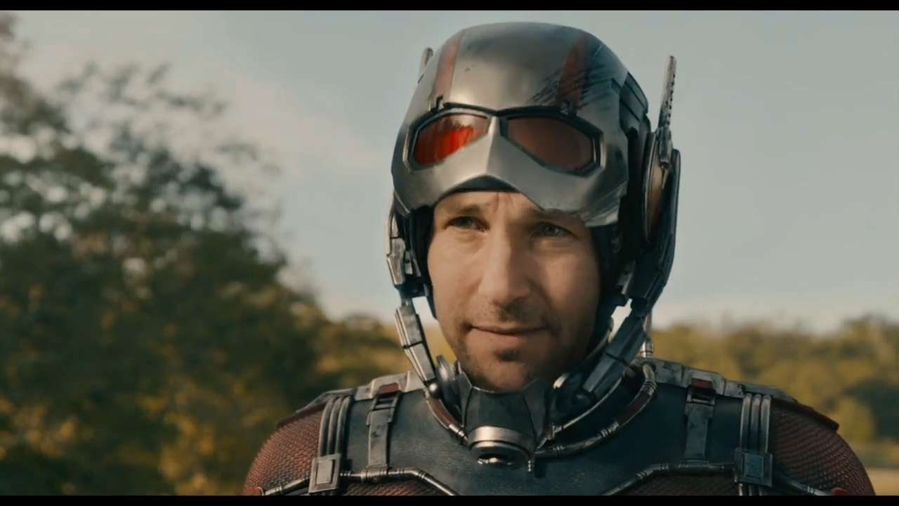 Paul Rudd stars as 'Ant-Man' in the latest comic book turned movie. With the help of a special suit, Rudd must embrace his inner hero to pull of a heist that will save the world.