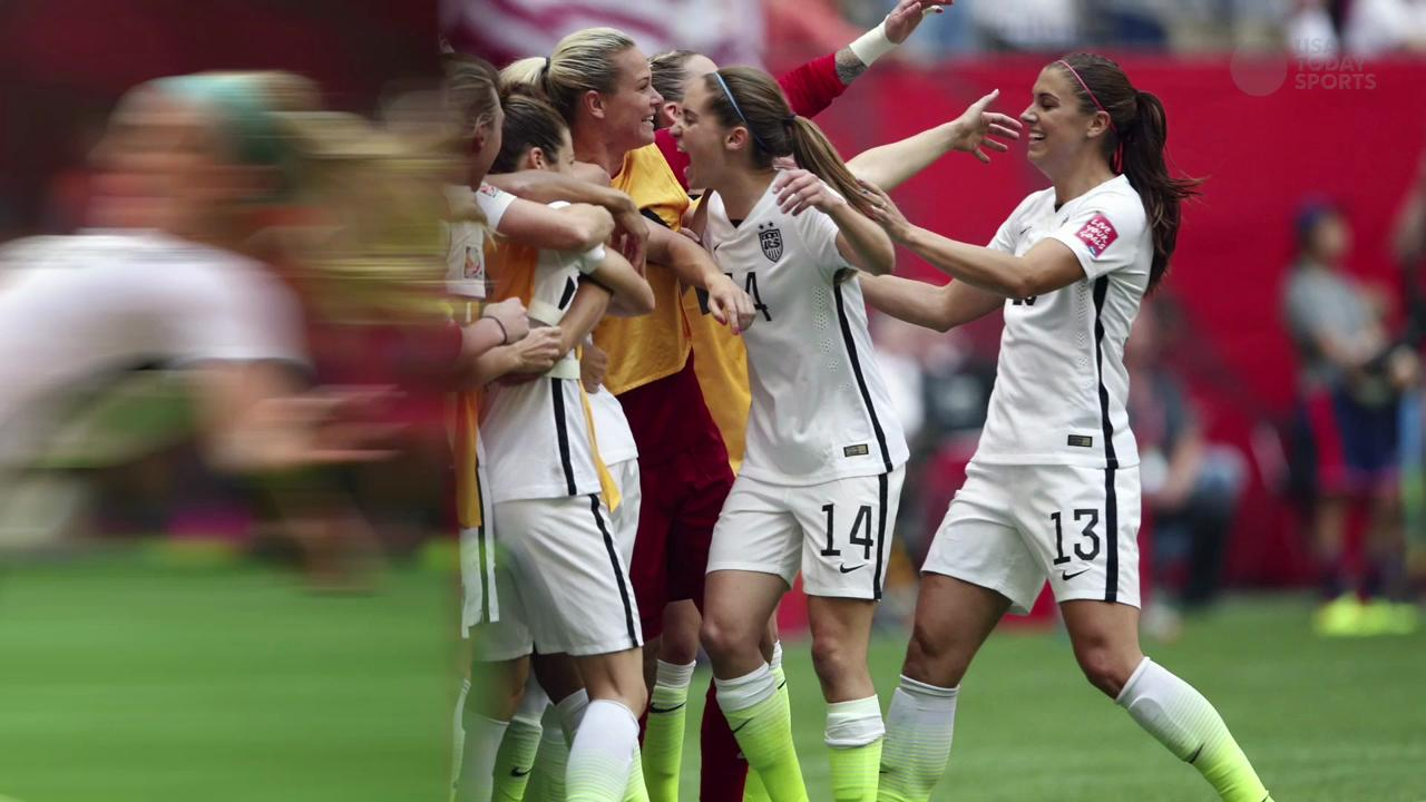 2015 Women's World Cup: Changing of the guard