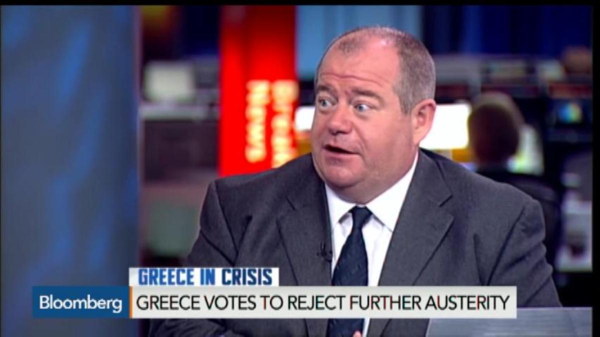 Greek banking system Is the real pressure cooker: Diebel