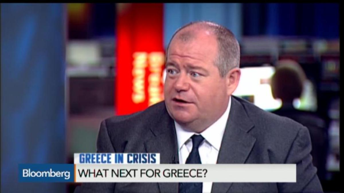 The way back for Greece isn't going to be smooth: Diebel