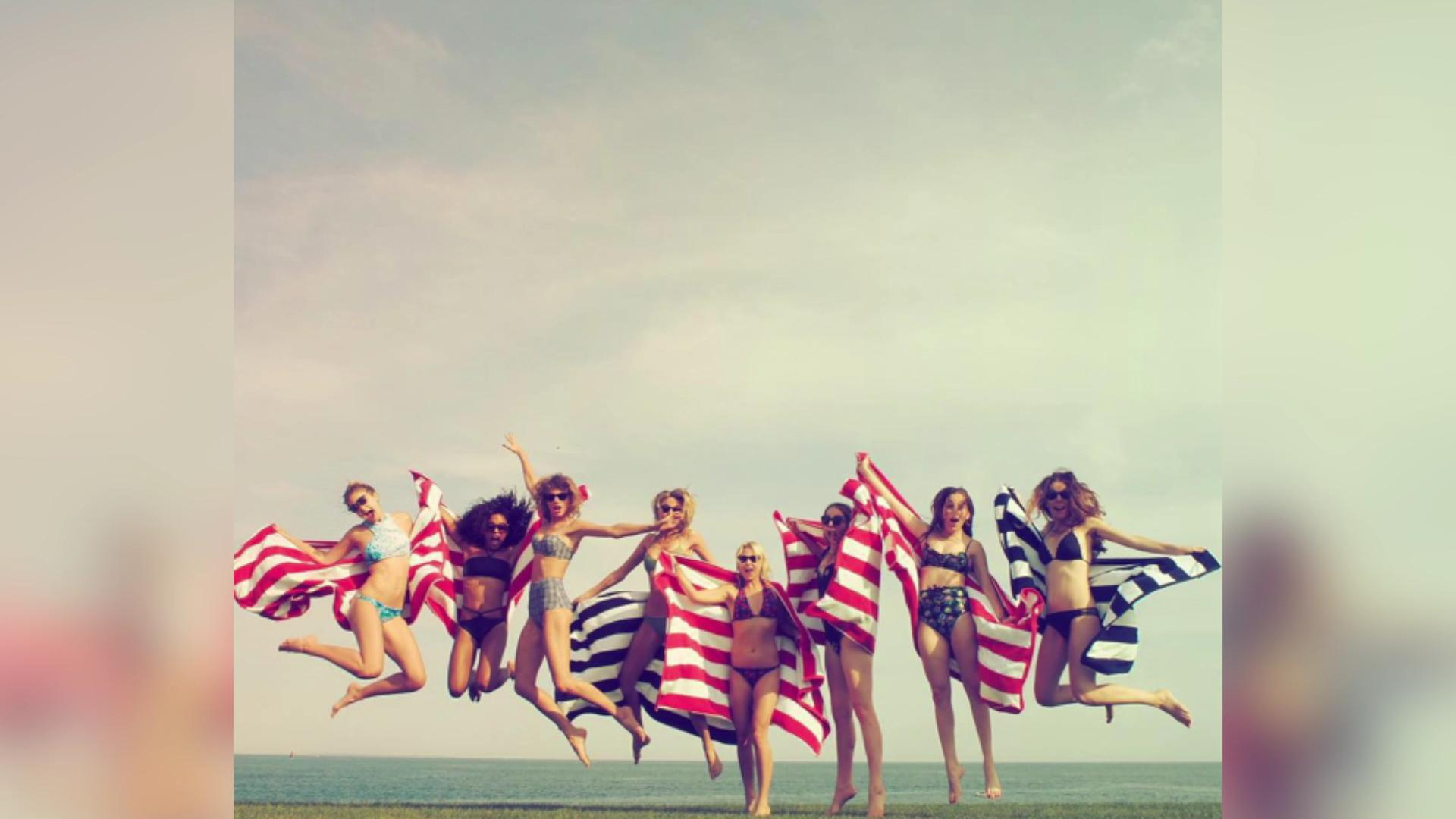 Taylor Swift's 4th of July bash was cooler than yours