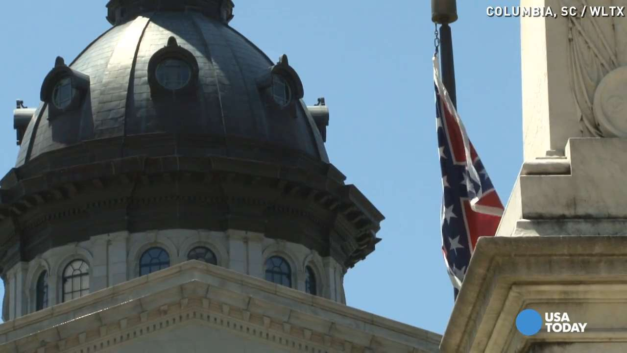 Confederate flag debate begins in S.C. General Assembly