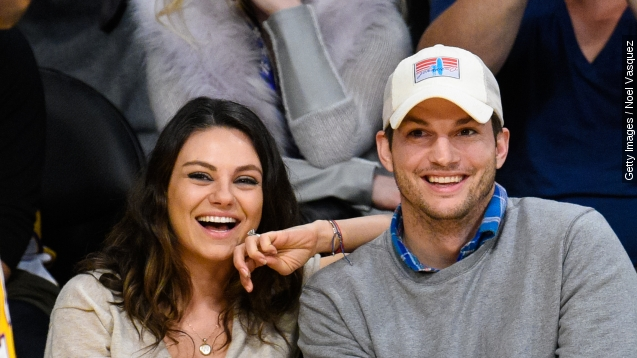 Meet The Kutchers: Mila Kunis And Ashton Kutcher marry