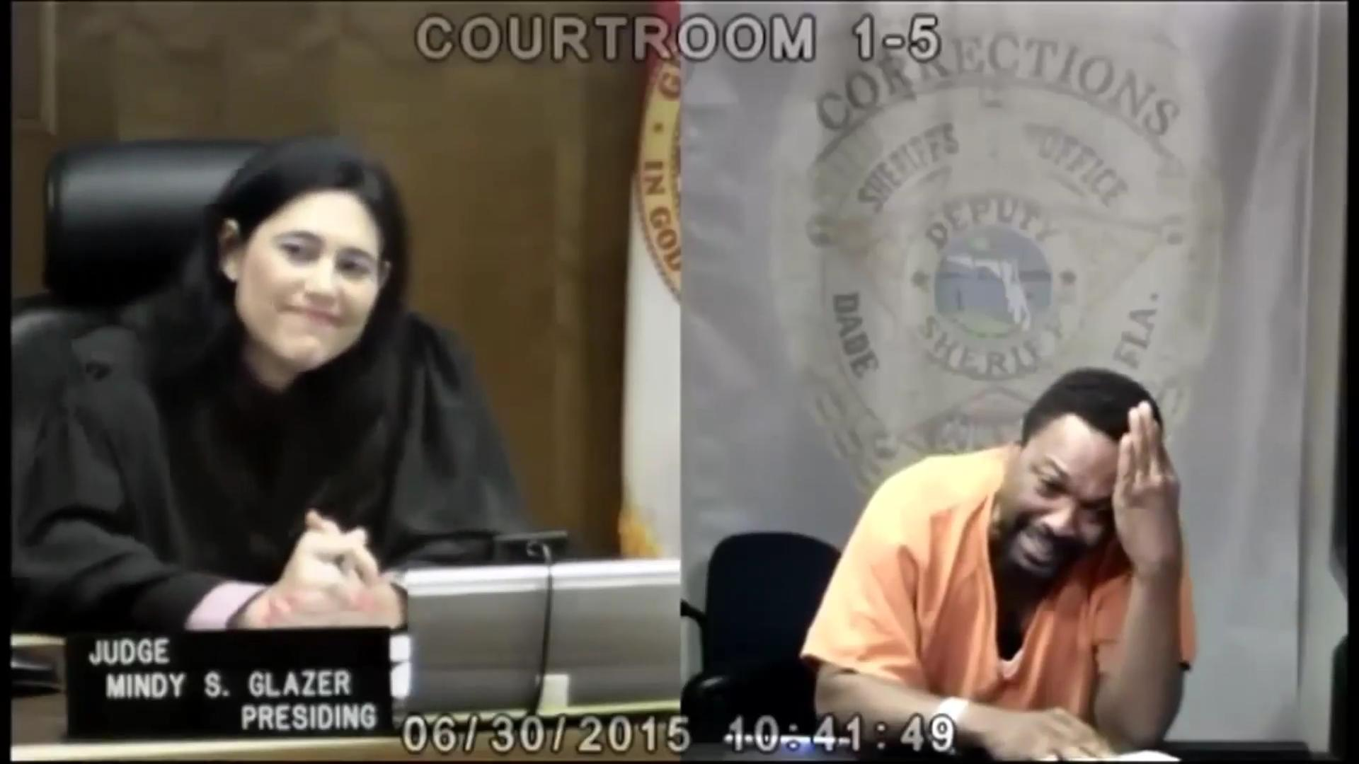 Suspect breaks down in front of judge he went to middle school with