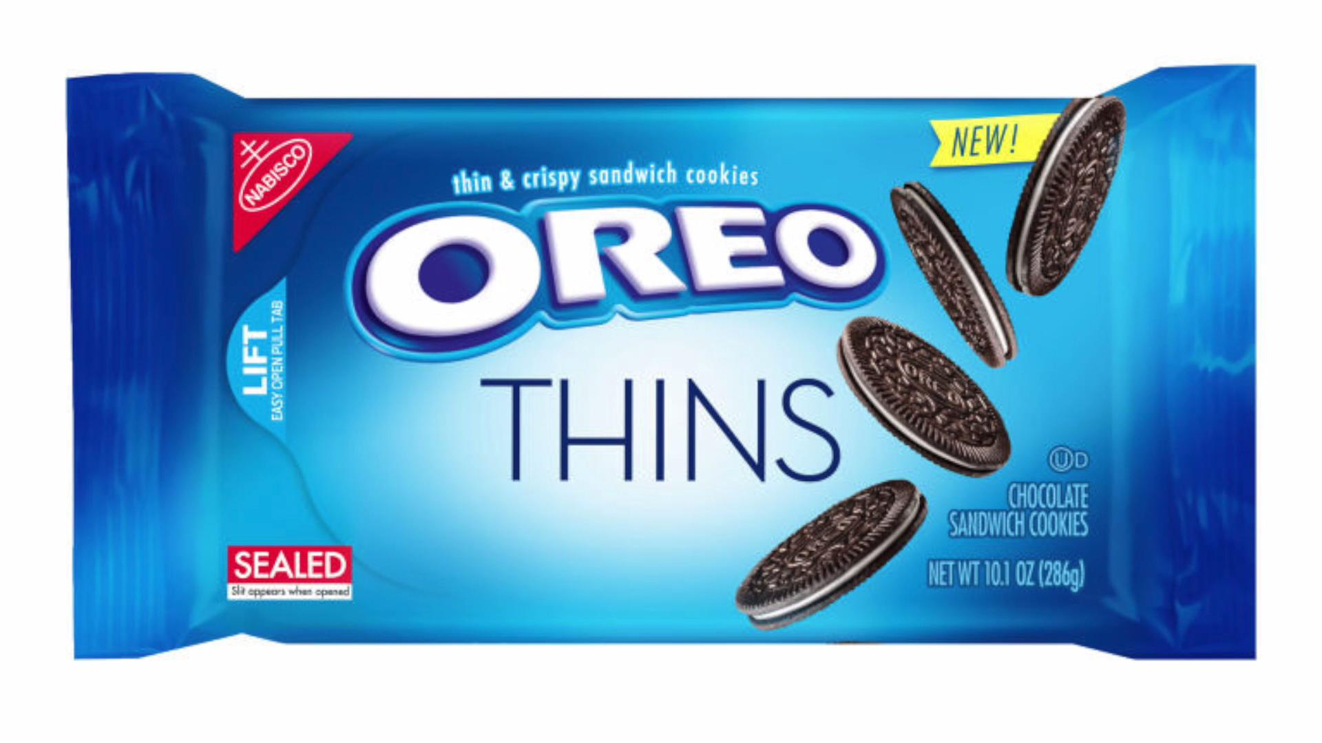 Oreo Thins were obviously created by adults