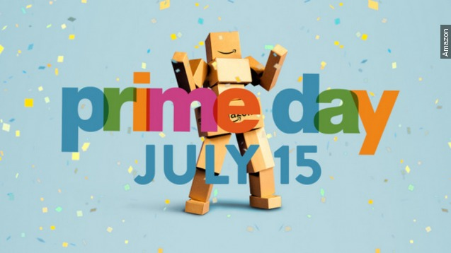 Amazon creates a prime day for nabbing more members