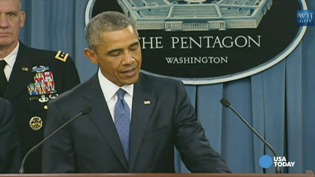 Obama on fight against ISIL: 'This will not be quick'