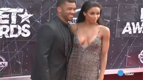 Russell Wilson and Ciara will stay celibate until marriage
