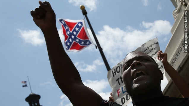 SC Statehouse Confederate flag gets 1 Vote closer to removal