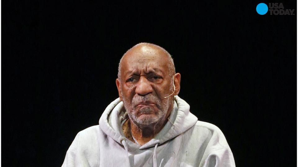 Bill Cosby in November 2014.