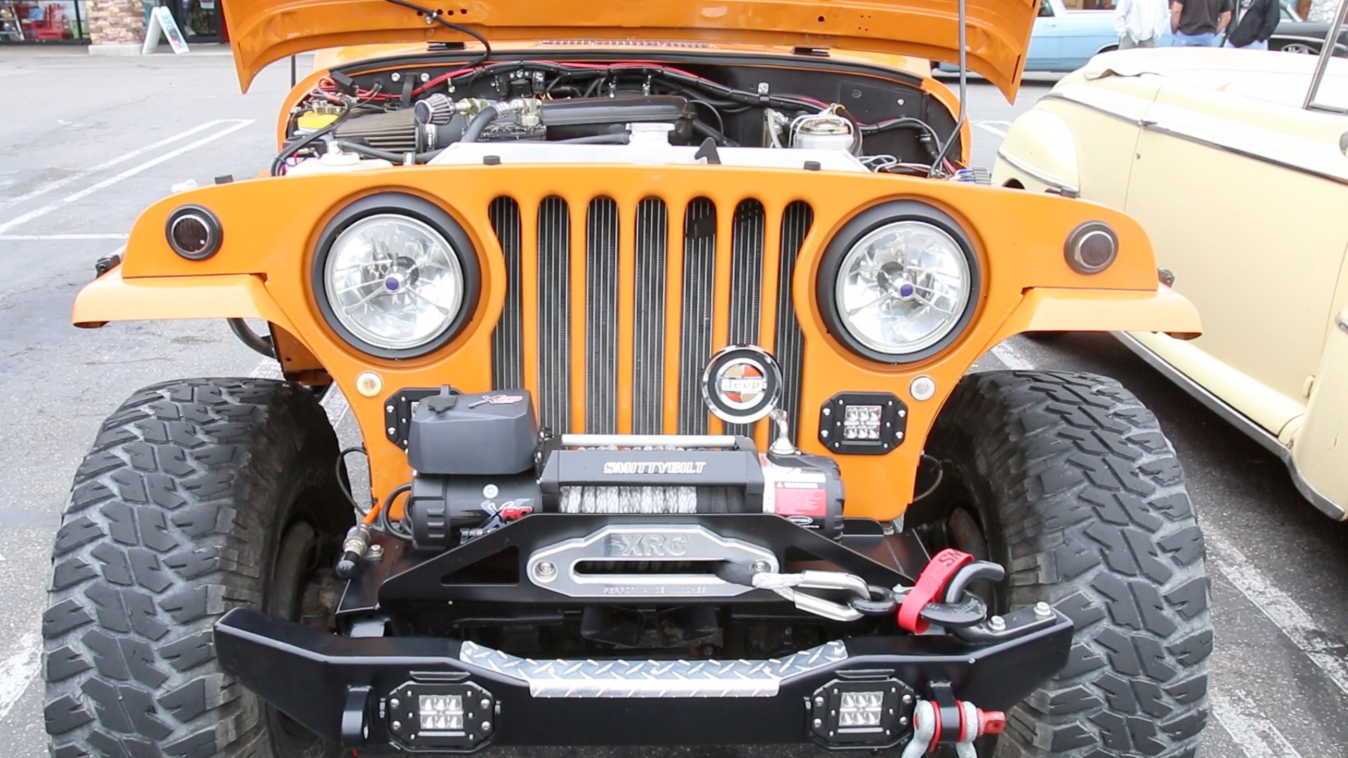 1972 Jeepster Commando, King of the off-road | Just Cool Cars