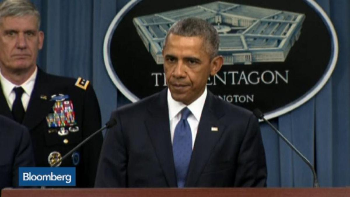 Obama: ISIS fight a 'generational struggle'