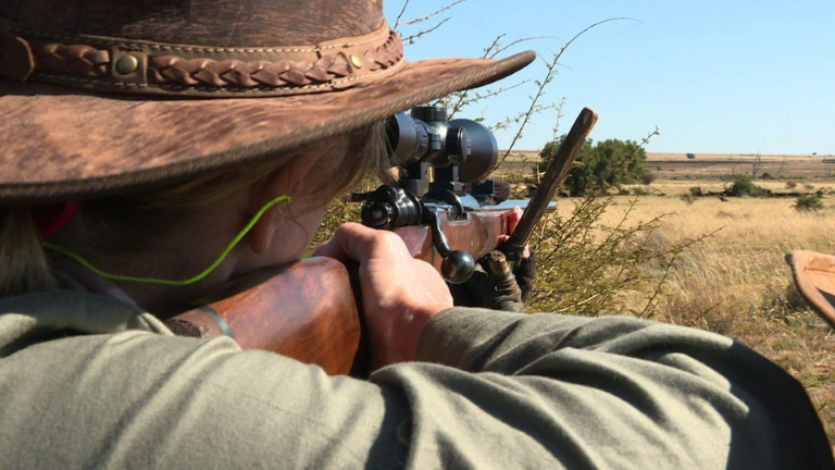 African game-hunters defend the right to shoot