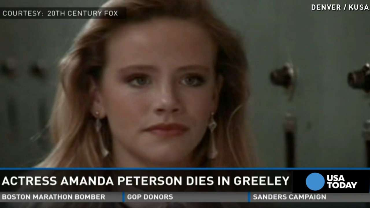 'Can't Buy Me Love' star Amanda Peterson dies at 43