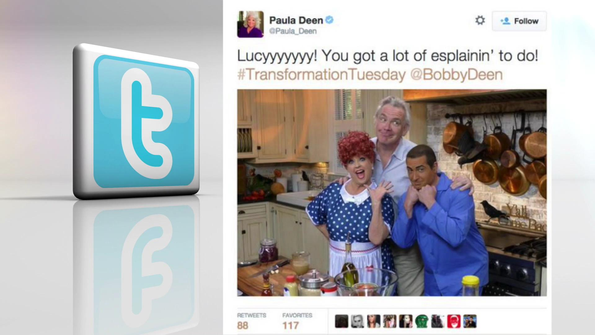 Paula Deen cooks up racial controversy again