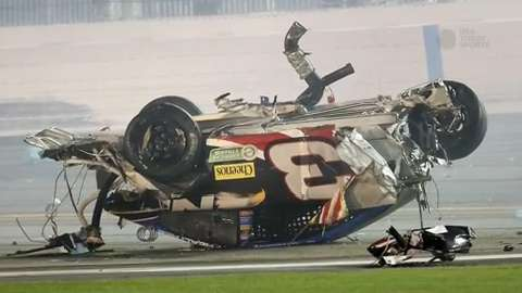 Austin Dillon's horrifying Daytona crash in his own words