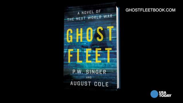 P. W. Singer and August Cole sit down with USA TODAY enterprise editor Ray Locker to chat about their new book, 'Ghost Fleet.'