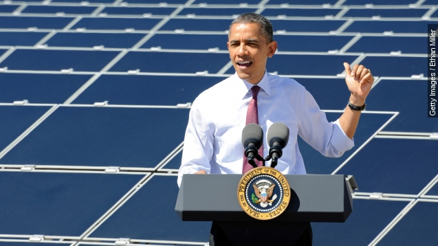 How The president wants to expand access to solar power