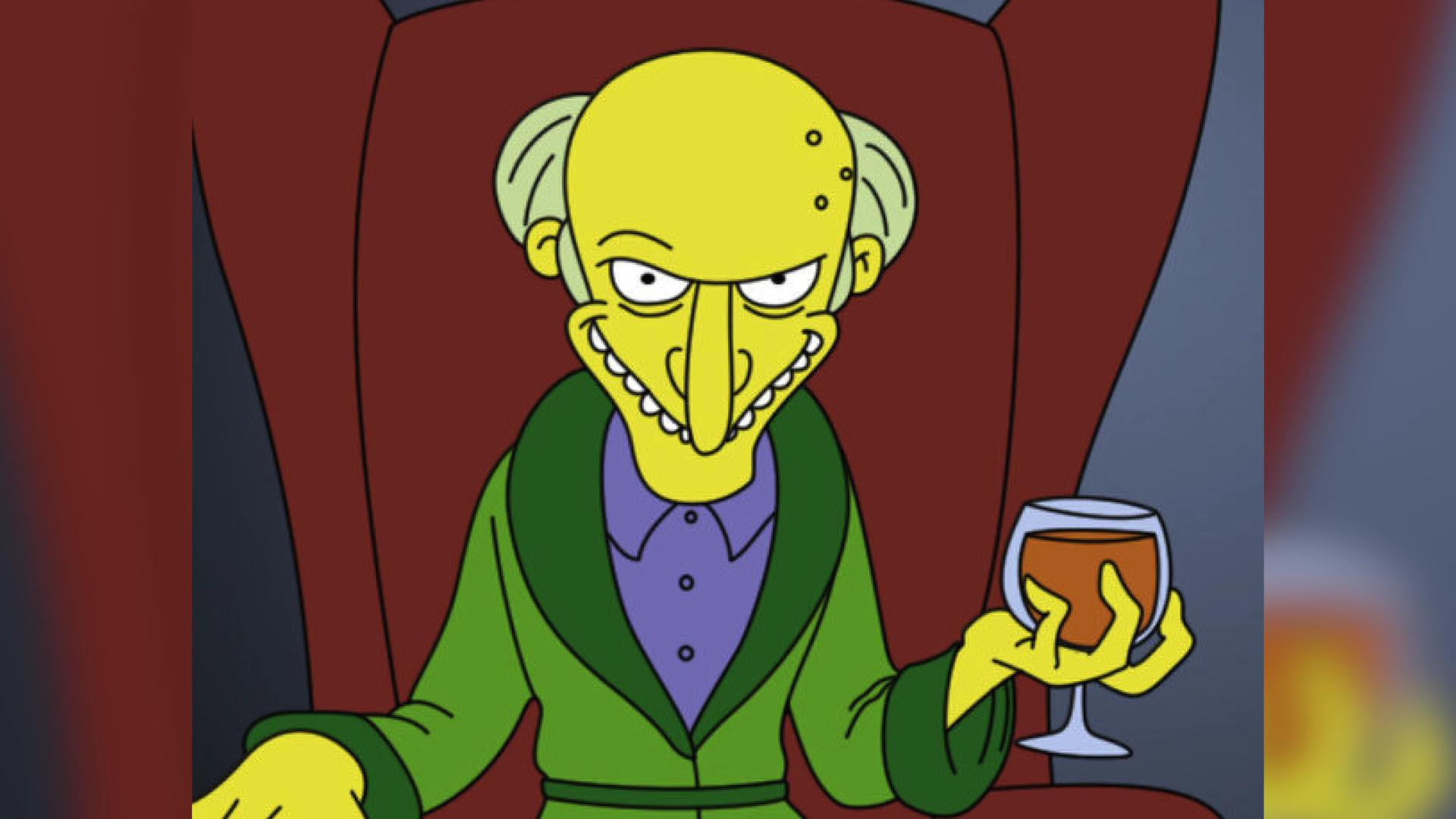 Harry Shearer back on 'The Simpsons' after all. Excellent!