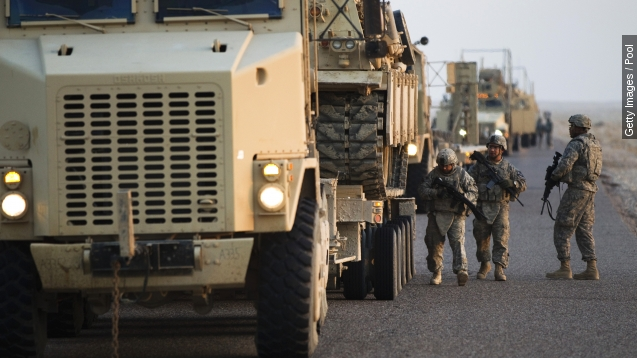 Army to Cut 40,000 troops, not including sequestration cuts