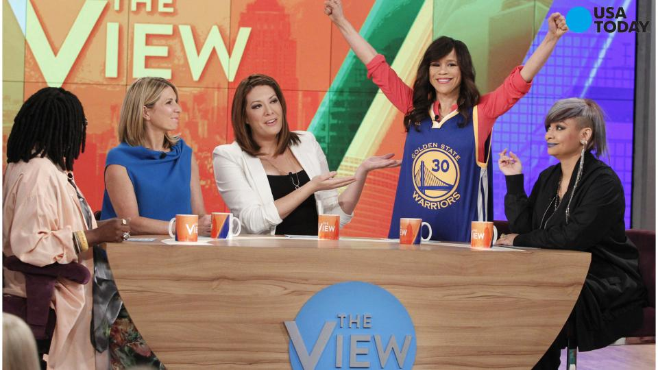'The View' loses another Rosie