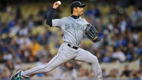 USA TODAY Sports' Steve Gardner discusses the Seattle Mariners pitcher.