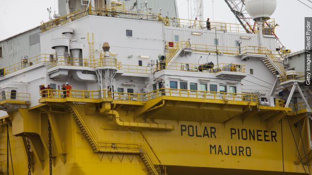 Shell continues with Arctic drilling plan despite setbacks