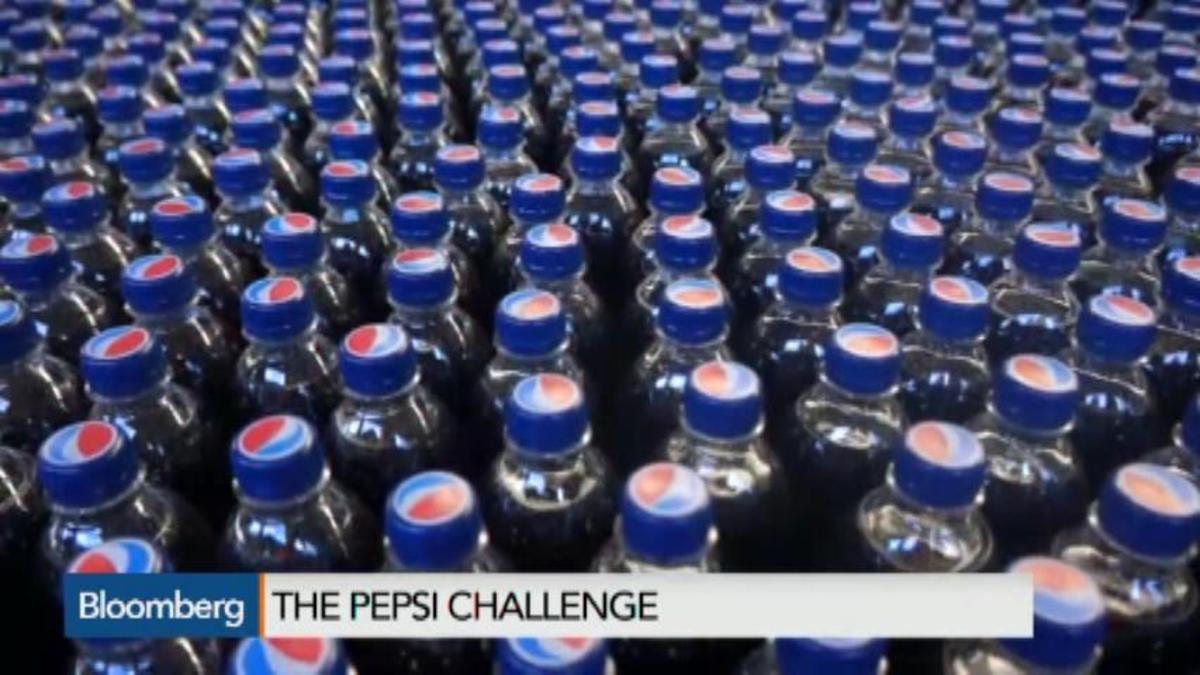 Pepsi's Challenge: The ever-changing consumer