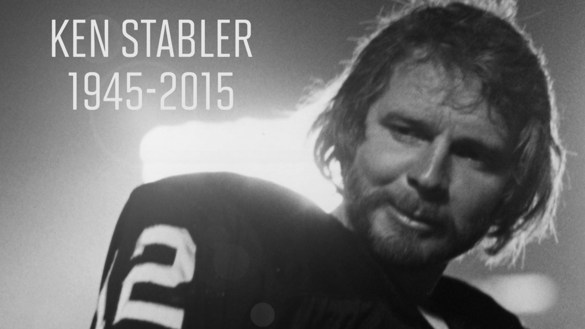 Former Raiders quarterback Ken Stabler dies at age 69