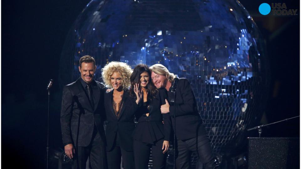 Little Big Town's 'Girl Crush' Makes Chart History