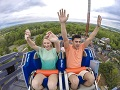 Venture through the most thrilling theme parks