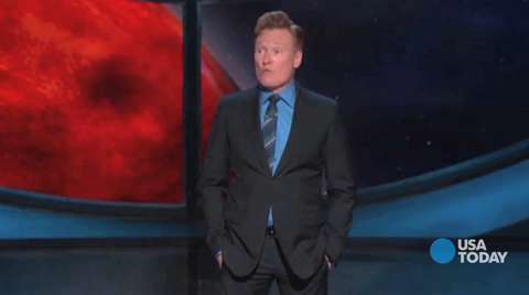 Punchlines: Conan making trouble at Comic-Con?