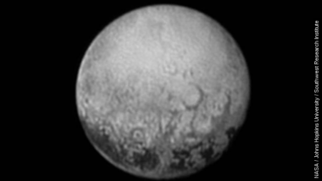New horizons flyby will shed light on Pluto's mysteries