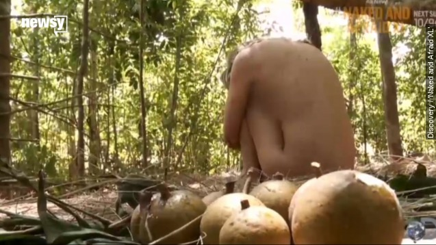 See why 'Naked And afraid XL' is already a disaster