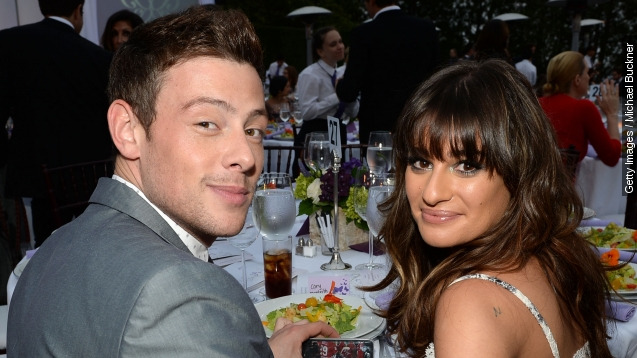 Lea Michele remembers Cory Monteith in heartfelt tweet