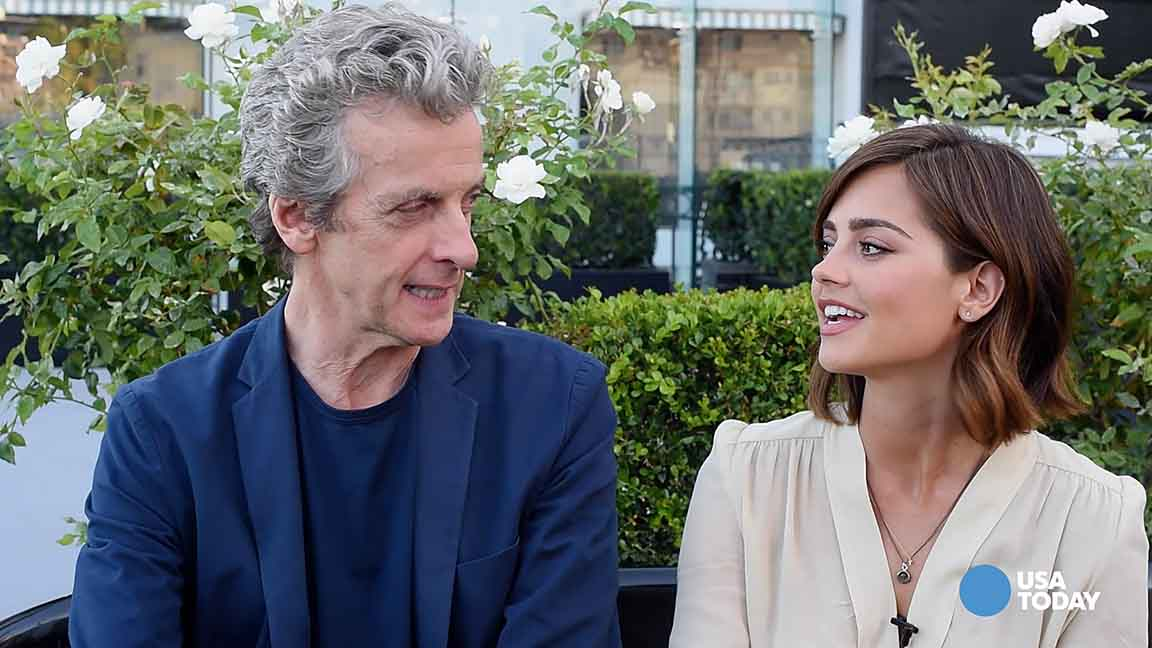 'Doctor Who' Comic-Con experience: excitment, getting mobbed at a restaurant