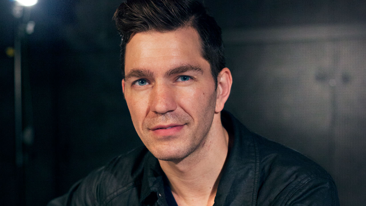 Andy Grammer serenaded us with his hit 'Honey, I'm Good' - & It's so good