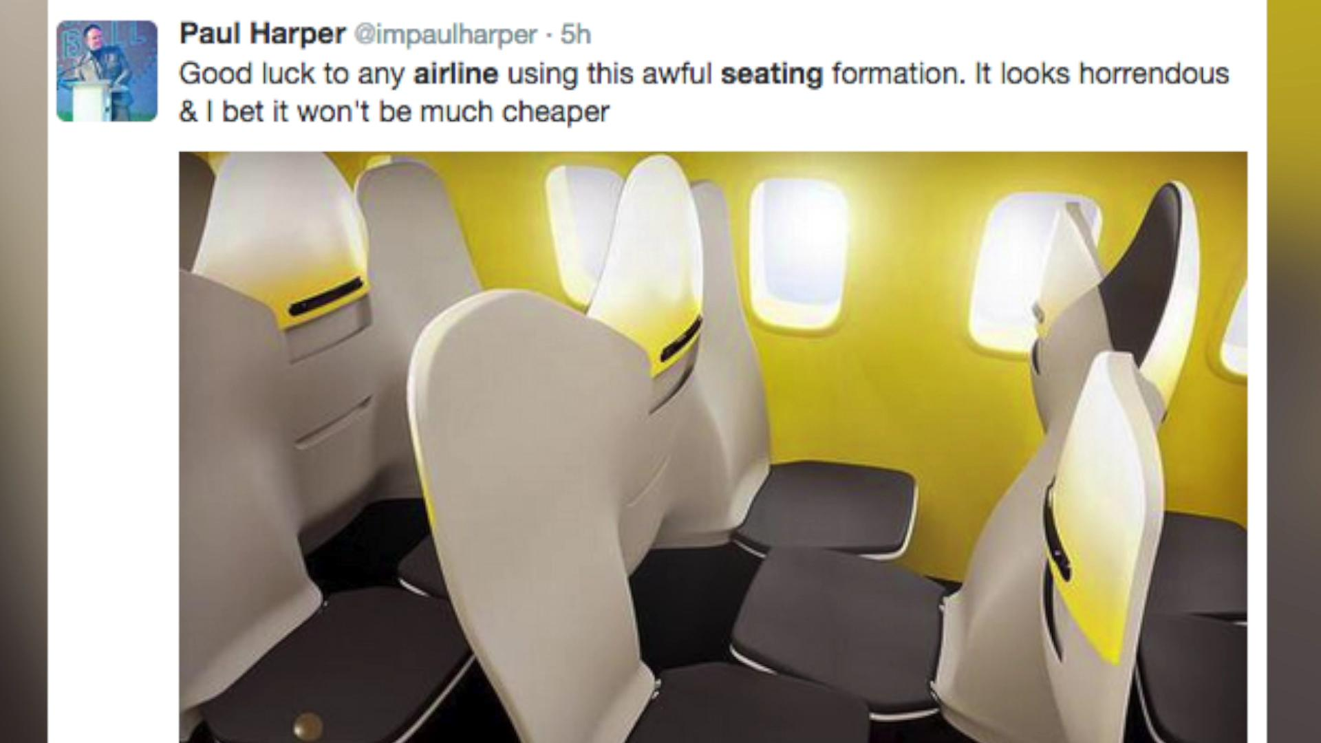 This could actually make flying in the middle seat worse!