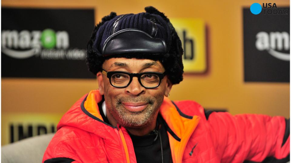 """Filmmaker Spike Lee is taking his next movie """"Chi-Raq,"""" about gun violence in Chicago, to Amazon."""