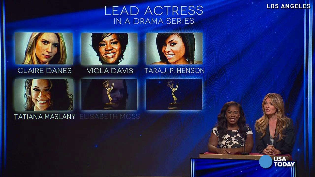 Major networks snubbed in Emmy Best Drama category