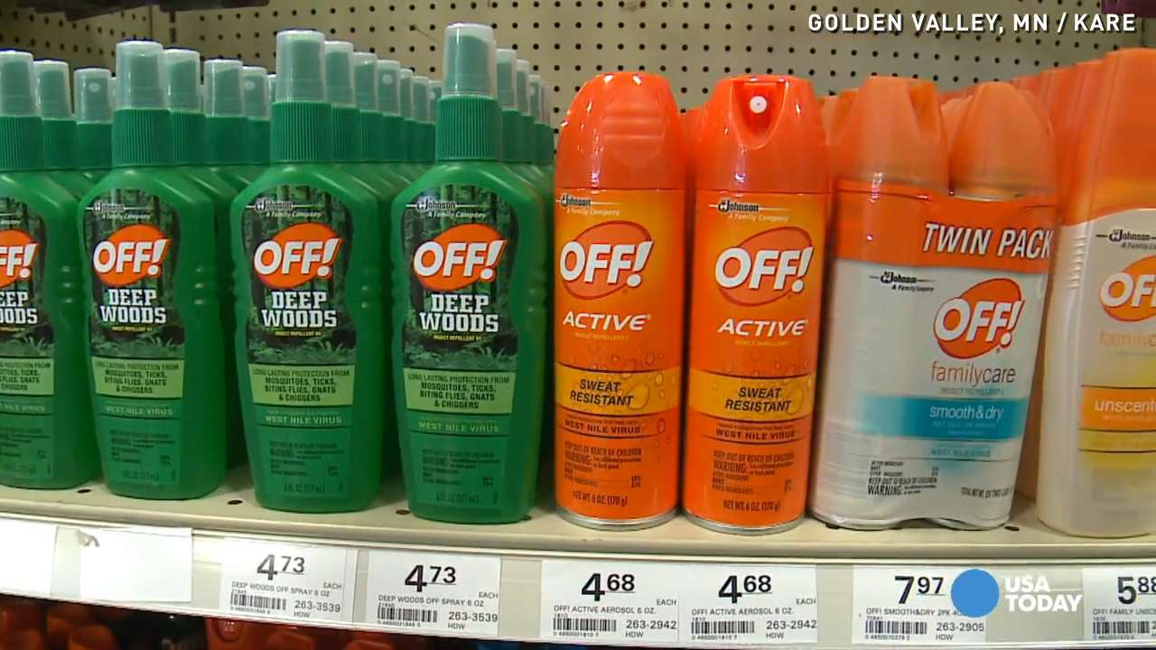 Mosquito repellent: What works and what sucks
