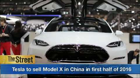 Tesla reportedly plans to start selling model X SUVs in China soon