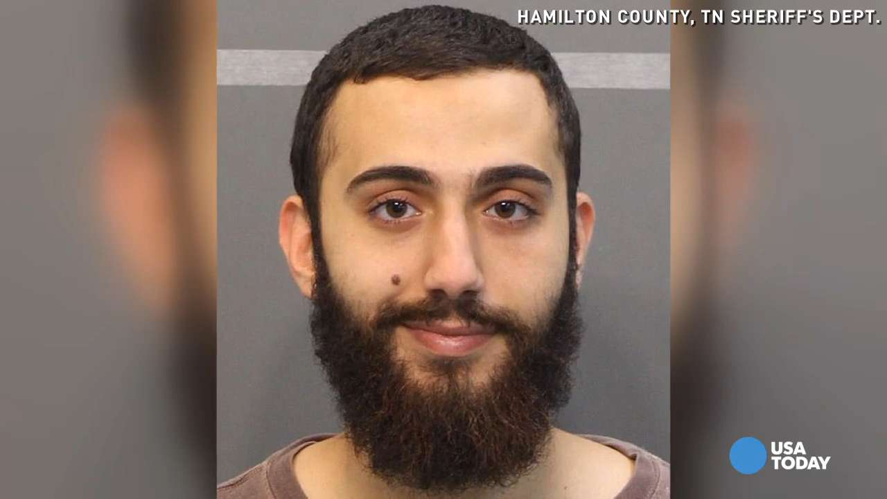 Chattanooga shooter is naturalized citizen from Kuwait