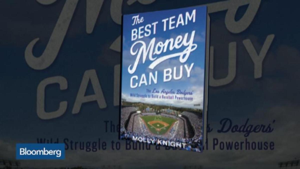 "Author of ""The Best Team Money Can Buy"" Molly Knight discusses her book about the business of baseball."