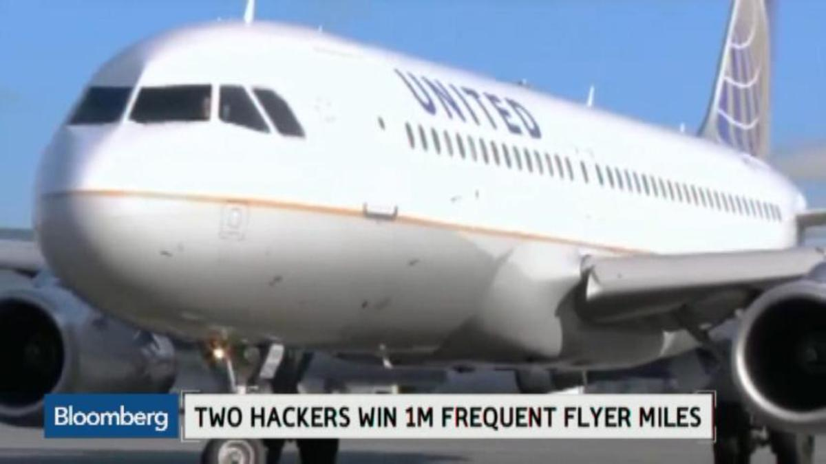 United bug bounty: 2 hackers win 1M frequent flyer miles